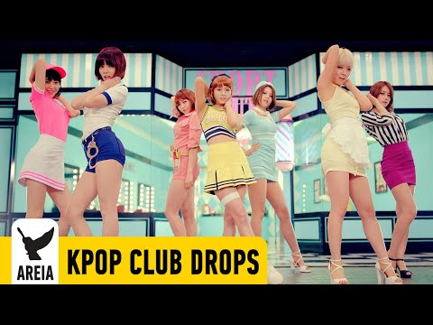 KPOP Sexy Girl Club Drops Sep 2014