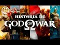 God Of War Cronolog a Completa La Historia De Kratos