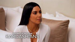 "Video KUWTK | Kim Kardashian West ""Can't Trust Anyone"" After Paris Robbery | E! MP3, 3GP, MP4, WEBM, AVI, FLV Maret 2018"