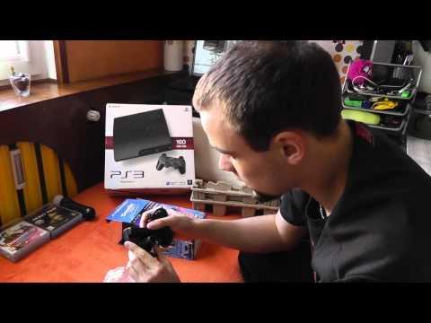 Unboxing PlayStation 3 PS3 (Vlog – Seto Story #18)