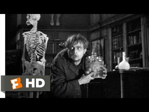 Frankenstein (1/8) Movie CLIP - Fritz Steals the Brain (1931) HD