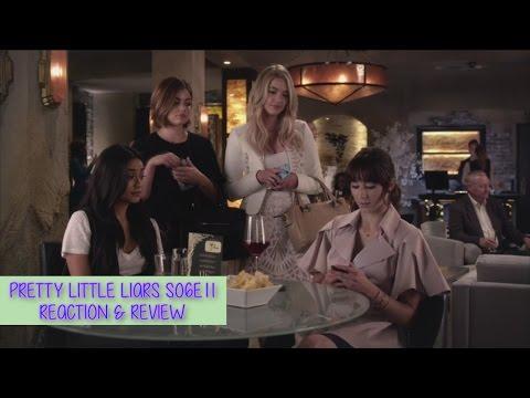 "Pretty Little Liars - Season 6 Episode 11 6x11 - Reaction & Review ""Emison Feels!!"" | JuliDG"