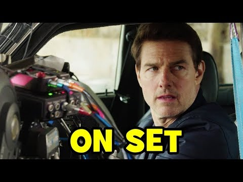 Behind The Scenes on MISSION IMPOSSIBLE 6 Fallout