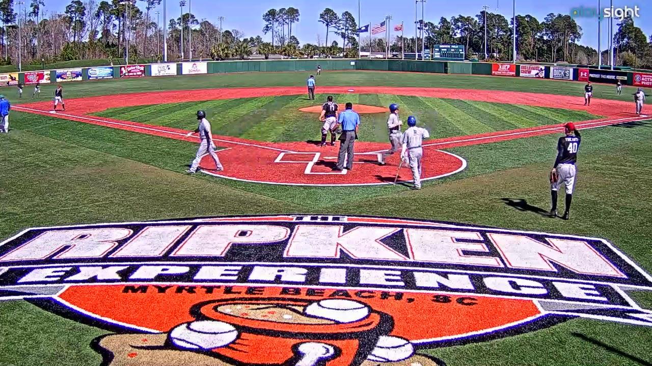Ripken Baseball and PlaySight team up to bring Smart technology to baseball