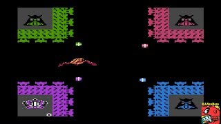 Castle Crisis (Atari 400/800/XL/XE Emulated) by ILLSeaBass