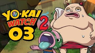 Yo-Kai Watch 2 - Episode 3 | Chasing the Mega Watch! by Munching Orange
