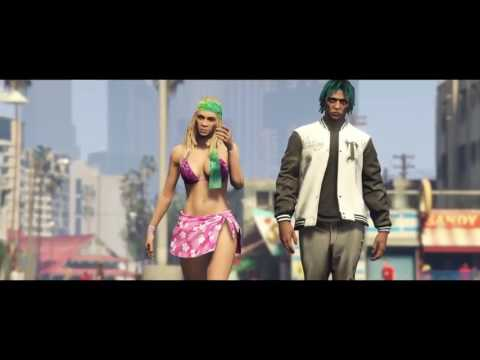 Lil Uzi Vert  -  XO Tour Life  (GTA 5 Music Video)