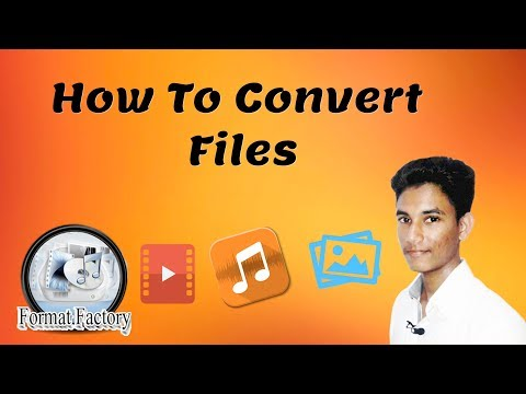 How To Convert Files In Tamil Video~Star Rusdhi
