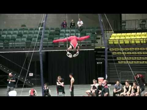 video:A+ Athletics Kevin Regional Competition Utah Valley College Orem, Utah