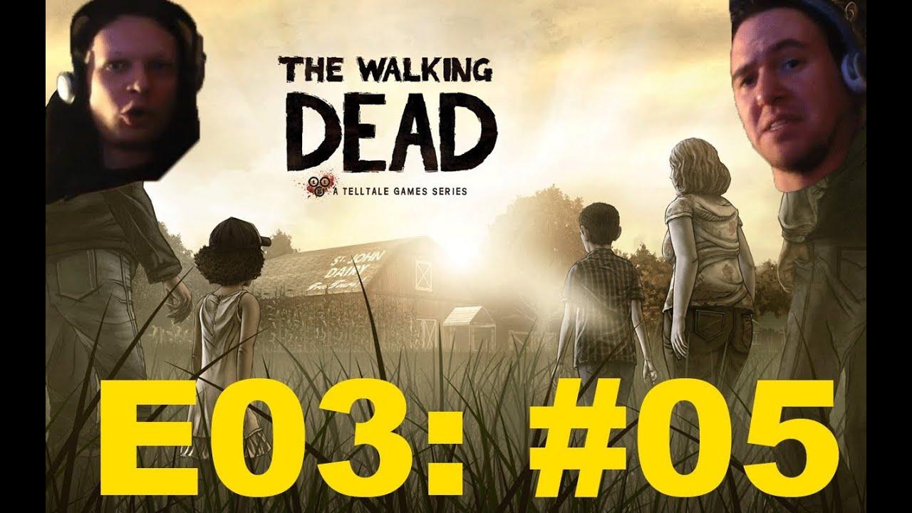 Spiele-Ma-Mo: The Walking Dead – Episode 3 (Part 5 und 6)