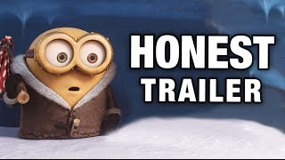Video Honest Trailers - Minions MP3, 3GP, MP4, WEBM, AVI, FLV Mei 2018