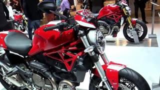 3. 2018 Ducati Monster 821 Stripe Special Lookaround Le Moto Around The World