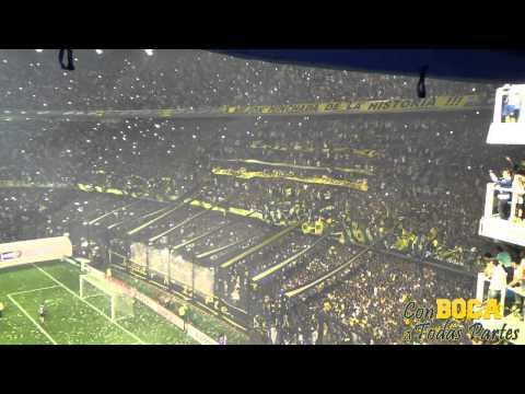 Video - Y dale dale Bo queremos la copa - La 12 - Boca Juniors - Argentina