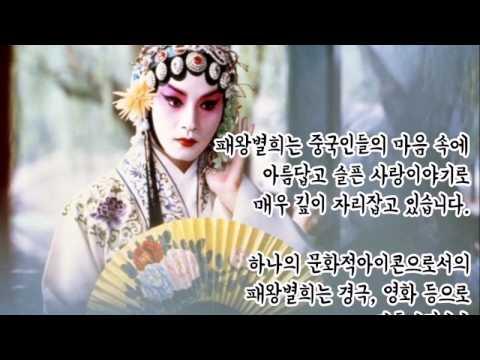2016년 학과 중국문화컨텐츠UCC 공모전 입상작 (패왕별희)