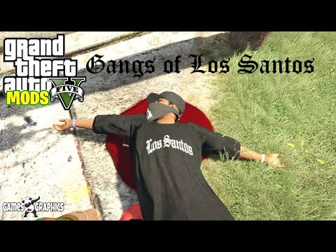 How to install Gangs of Los Santos (2019) GTA 5 MODS