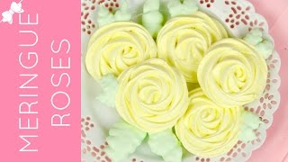🎀RECIPE: http://www.lindsayannbakes.com/2017/05/video-meringue-cookie-roses.html🎀ALL-NEW VIDEOS: http://bit.ly/LindsayAnnBakesYouTube♡Sweet swirls of sweet, melt in your mouth, crisp meringue, in the shape of beautiful roses. These are perfect for Mother's Day or any spring celebration. Best of all they have no flour, egg yolk or butter like most cookies, making them naturally gluten-free, fat-free and guilt-free!♡Have a video request that you would like to see? Let me know! Connect with me @LindsayAnnBakes to say hi & tag YOUR creations with #LindsayAnnBakes 🎀 FACEBOOK - lets be friends!http://www.facebook.com/LindsayAnnBakes🎀 INSTAGRAM - more behind the scenes!http://instagram.com/LindsayAnnBakes🎀 TWITTER - come tweet with me!http://twitter.com/LindsayAnnBakes🎀 PINTEREST - sweet inspiration!http://pinterest.com/LindsayAnnBakes🎀 BLOG - check out more of my recipes!http://www.LindsayAnnBakes.com🎀 FOLLOW ALONG - subscribe to get recipes in your email!http://bit.ly/LindsayAnnBakesEmailRecipes🎀 EMAIL - drop me a line!LindsayAnn@LindsayAnnBakes.com