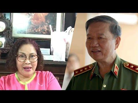 Con gái nguyên Thiếu Tá Quân Đội lên án Trần Đại Quang và Tô Lâm đã ra lệnh đàn em kh.ủn.g b/ố mình