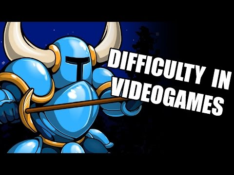 Difficulty in Videogames