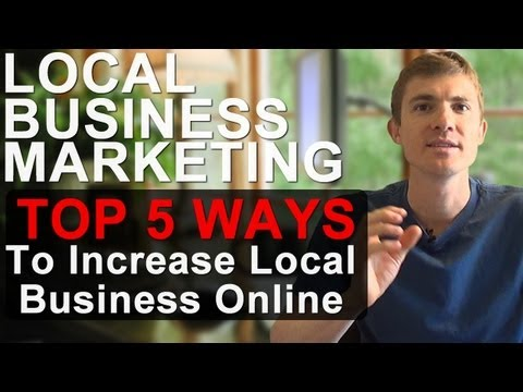 Watch 'Local Business Marketing: How You Can Dominate Google With Online Marketing Tips and Techniques'