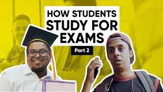 Video How Students Study For Exams | Part 2 | Jordindian MP3, 3GP, MP4, WEBM, AVI, FLV Mei 2018