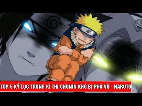 Top 5 kỷ lục khó có thể vượt qua trong kỳ thi Chunin Naruto / Boruto - Thời lượng: 10:08.