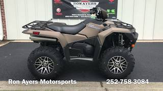 4. 2019 Suzuki KingQuad 750AXi Power Steering SE+