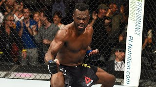 Top Finishes: Uriah Hall by UFC
