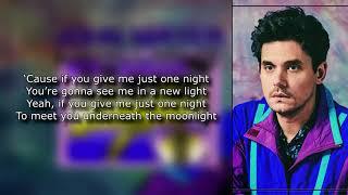 Video John Mayer - New Light Lyrics MP3, 3GP, MP4, WEBM, AVI, FLV Juni 2018