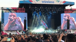 Wireless 2018 - Giggs and Drake