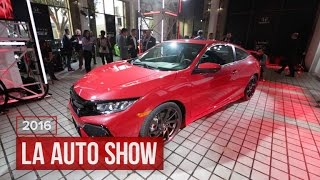 Hot Honda Civic Si prototype previews the fastest, most advanced Si model yet by Roadshow