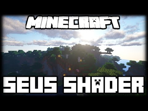 Minecraft - Sonic Ether's Unbelievable Shaders 1.7.2/1.7.4 - Tutorial + Download (видео)