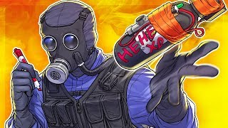 Borderline Insane Rainbow Six Siege