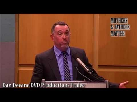 Paddy Manning a gay man himself , speaks against Gay Marriage and Adoption at Vote NO Conference in Kerry