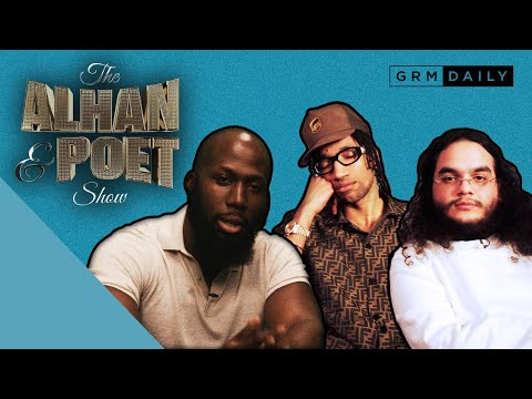 Paul Bridges tells all about Blue Therapy, Dating and becoming an Influencer | The Alhan & Poet Show