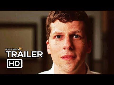 THE ART OF SELF DEFENSE Official Trailer #2 (2019) Jesse Eisenberg, Imogen Poots Movie HD