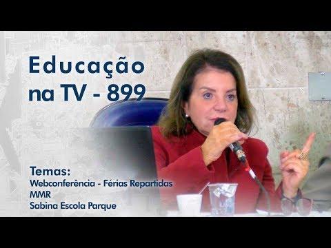 Webconferência - Férias Repartidas / MMR / Sabina Escola Parque