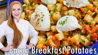 Breakfast Potatoes Жареная Картошка by Tatyana's Everyday Food