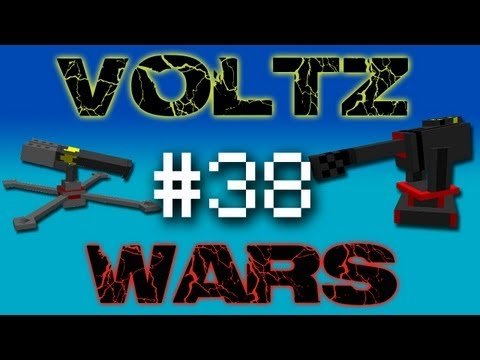 Minecraft Voltz Wars - The Crusher! #38