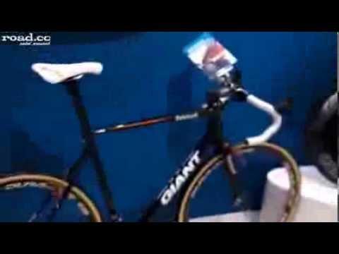 Eurobike faves: Lars Boom's Giant 'crosser