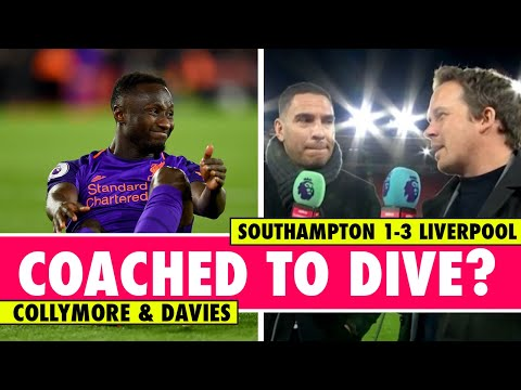 Instructed By Coaching Staff To Dive? | Southampton 1-3 Liverpool | Astro SuperSport