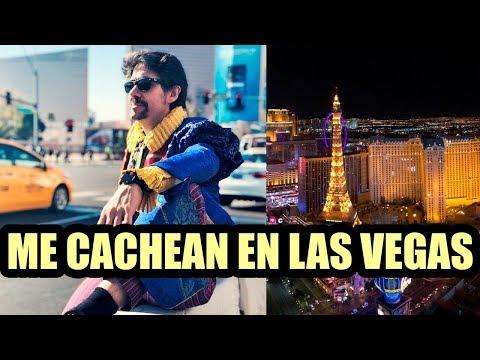 EL MEJOR HOTEL CASINO DE LAS VEGAS + ME CACHEAN POR IR DISFRAZADO