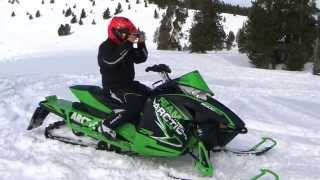 3. Arctic Cat ZR 8000  RR 2015
