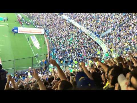 Boca mi buen amigo - Sale Boca (BOCA-RACING 2016) - La 12 - Boca Juniors