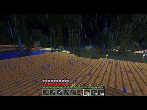 Minecraft – MindCraft Server Ep. 041 – Halfslabbing the world  (HD)