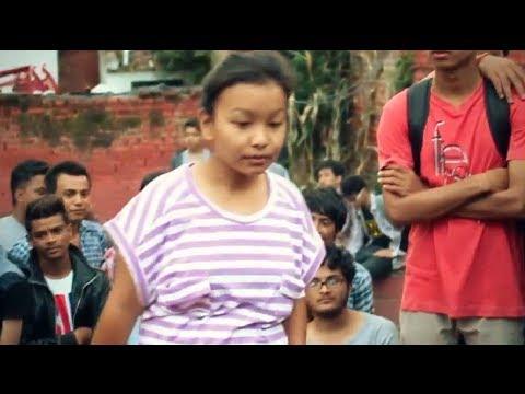 Download Cring Vs Rhythms Up - Raw Barz (First Nepali Female Rap Battle) HD Mp4 3GP Video and MP3