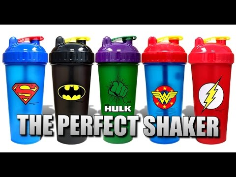 Perfect Shaker Europa Games Expo Orlando Perfect Shaker Bottle