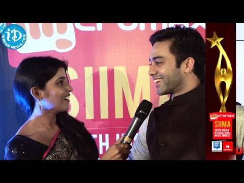 Video Navdeep Funny Comment on Shraddha Das Acting @ SIIMA 2014 Malaysia download in MP3, 3GP, MP4, WEBM, AVI, FLV January 2017