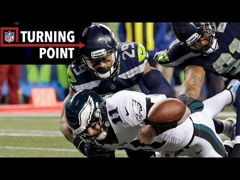 Video: Seahawks Force a Clutch Goal Line Fumble to Keep Playoff Hopes Alive (Week 13) | NFL Turning Point