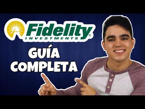 ¿Cómo Utilizar Fidelity Investments?   Guía Completa de Fidelity