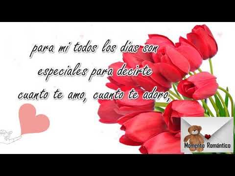 """Cartas de amor - Buenos días Amor -""""cuanto te amo"""" -carta de amor"""